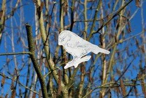 Le chant des oiseaux... dans Grigri, déco à suspendre... piou-2-300x201